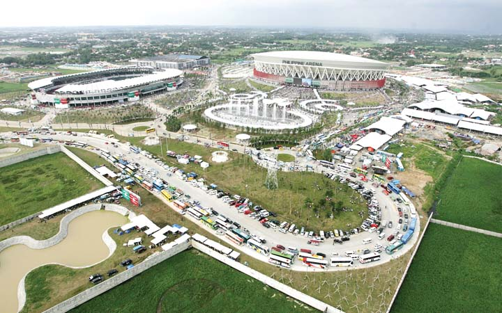 THE PHILIPPINE ARENA: A SHINING BEACON OF OUR HOLY WORSHIP TO GOD