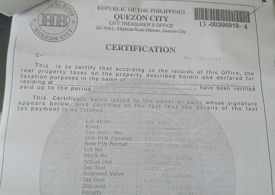"""A DEED OF SALE, A """"DEAD"""" OF SALE OR AN EVIL DEED? - Iglesia ni ..."""