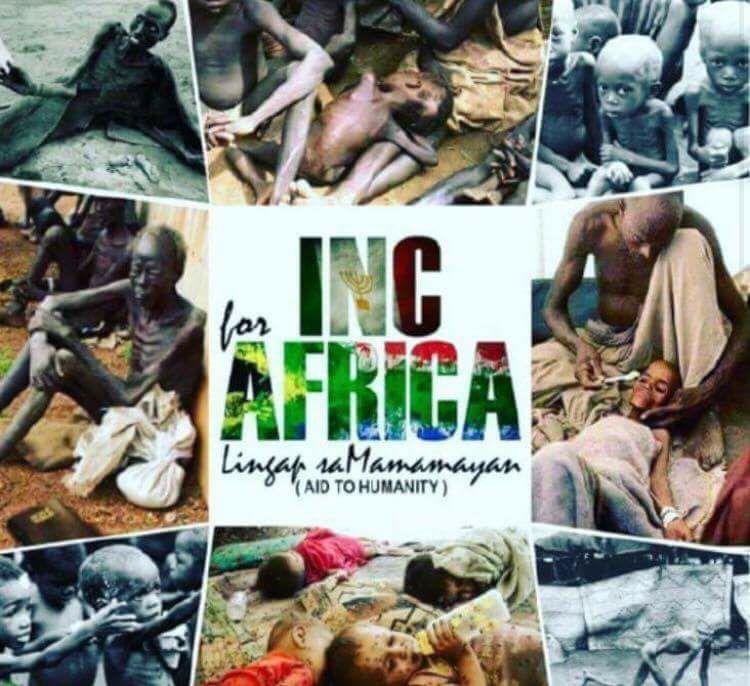 Africa Aid to Humanity by INC